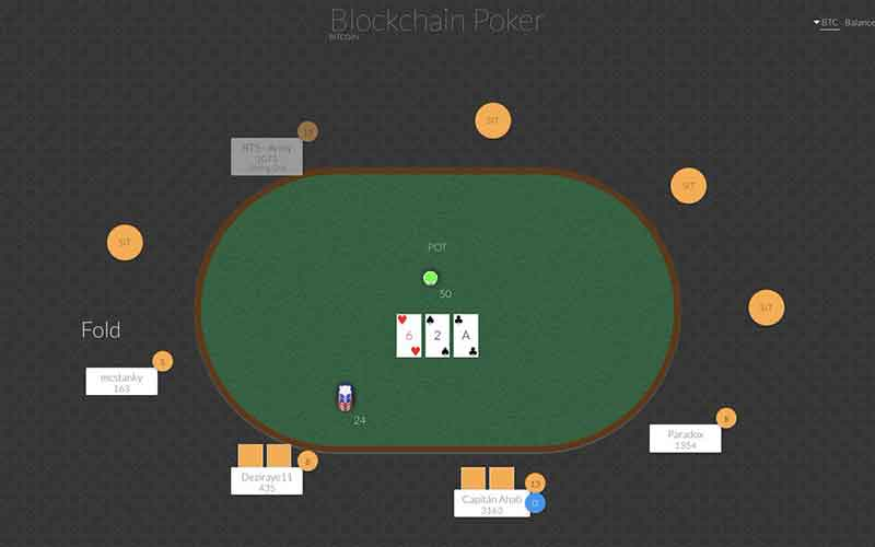 blockchain-poker